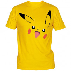 PLAYERA POKEMON PIKACHU GRANDE