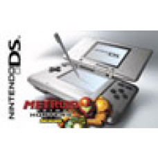 CONSOLA NINTENDO DS METROID PRIME HUNTERS