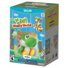 YOSHIS WOOLLY WORLD AMIIBO BUNDLE