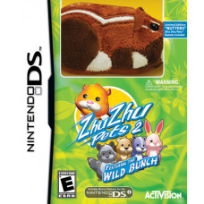 ZHU ZHU PETS 2 FEATURING THE WILD BUNCH GIFT