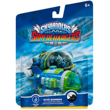 SKYLANDERS SUPERCHARGERS VEHICLE DIVE BOMBER