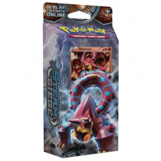 POKEMON TRADING CARD XY STEAM SIEGE DECK VOLCANION