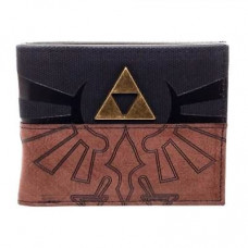 CARTERA ZELDA HYLIAN SHIELD DE PIEL