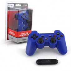 PS3 WIRELESS CONTROLLER BLUE 2.4 GHZ