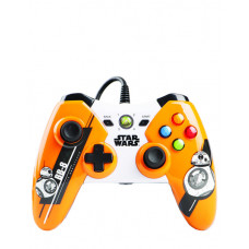 XBOX 360 WIRED CONTROLLER STAR WARS BB8 EDITION
