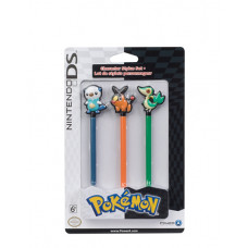 POKEMON 4TH GEN 3 PACK STYLUS