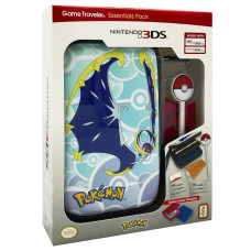 ESTUCHE 3DS POKEMON LUNALA POKEBALL STYLUS