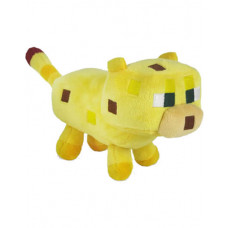 MINECRAFT ANIMAL PLUSH 7 INCHES BABY OCELOT