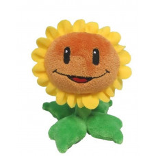 PLANTS VS ZOMBIES PELUCHE 7 PULGADAS SUNFLOWER