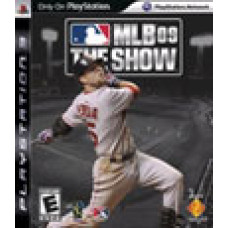 MLB 09 THE SHOW.