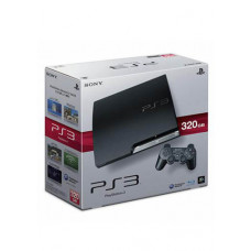 CONSOLA PLAYSTATION 3 SLIM NEGRO 320GB