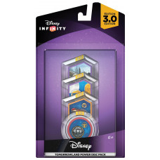 DISNEY INFINITY 3.0 POWER DISC TOMORROWLAND