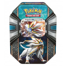POKEMON TRADING CARD GAME LEGENDS OF ALOLA SOLGALEO GX