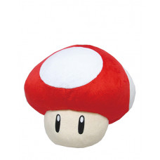 SUPER MARIO PLUSH SUPER MUSHROOM PILLOW