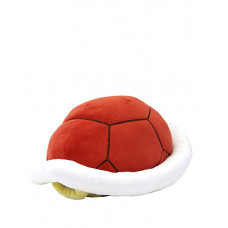 SUPER MARIO PLUSH RED KOOPA SHELL PILLOW