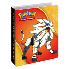 POKEMON TRADING CARD GAME SUN AND MOON COLLECTORS ALBUM