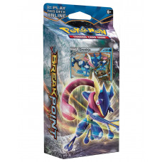POKEMON TRADING CARD GAME BREAK POINT DECK GRENINJA