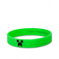 MINECRAFT CREEPER BRACELET MEDIUM