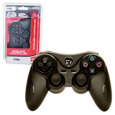 PS3 WIRELESS CONTROLLER 2.4 BLACK TTX