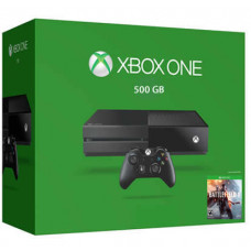 CONSOLA XBOX ONE NEGRO 500GB BATTLEFIELD 1 BUNDLE