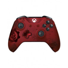CONTROL XBOX ONE INALAMBRICO GEARS OF WAR 4 CRIMSON OMEN