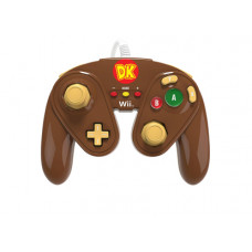 WIIU WIRED FIGHTPAD DONKEY KONG