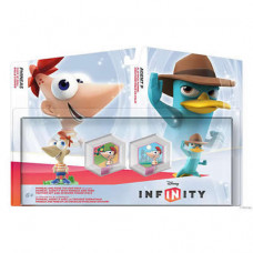 DISNEY INFINITY TOY BOX PACK PHINEAS AND FERB