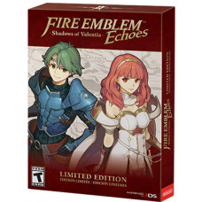 FIRE EMBLEM ECHOES SHADOWS OF VALENTIA LIMITED EDITION