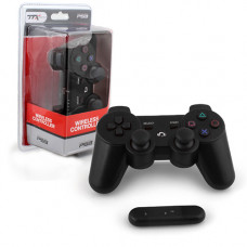 PS3 WIRELESS CONTROLLER BLACK 2.4 GHZ