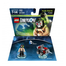 LEGO DIMENSIONS FUN PACK BATMAN BANE