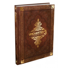 UNCHARTED 3 COLLECTORS EDITION GUIDE
