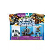 SKYLANDERS PIRATE SEAS ADVENTURE PACK