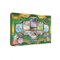 POKEMON TRADING CARD GAME LEGACY EVOLUTION COLLECTION PIN