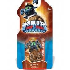 SKYLANDERS TRAP TEAM CORE ROCKY ROLL