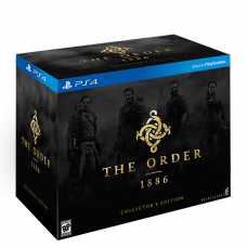 THE ORDER 1886 COLLECTORS EDITION