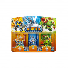 SKYLANDERS GIANTS CHARACTERS  TRIPLE PACK ASSORTMENT  WAVE 1